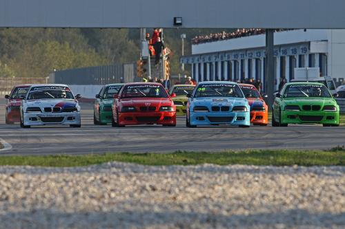Magione 2018 BMW 318 Racing Series